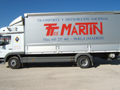 Transportes Martin (Madrid)