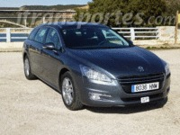 Taxi Peugeot 508 SW